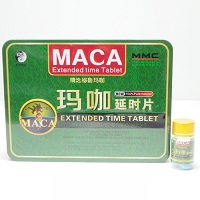 マカ延時片(MACA Extended Time Tablet)